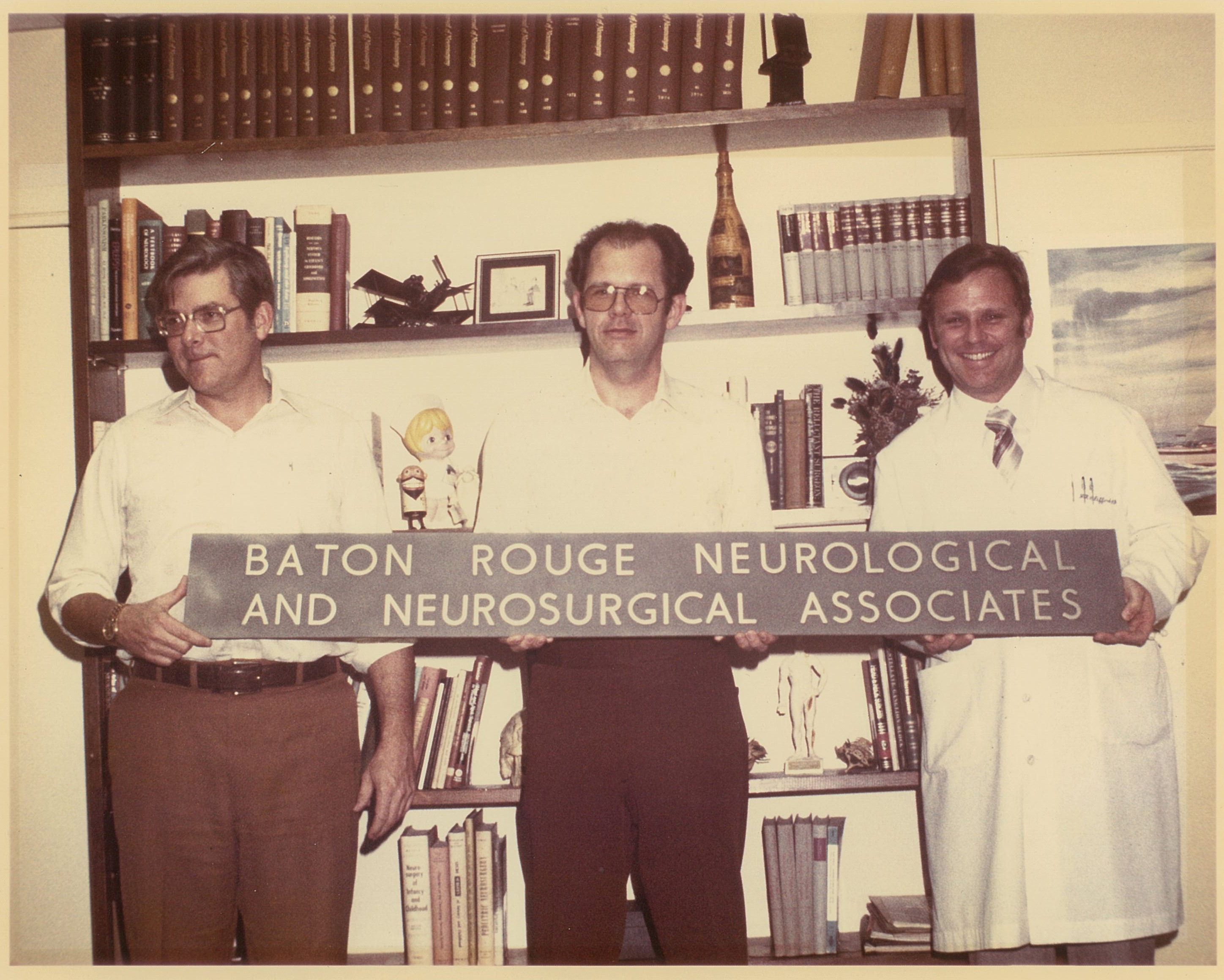 THE NEUROMEDICAL CENTER HISTORY